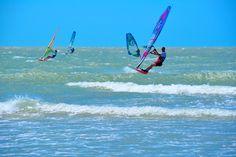 Windsurf à Jeri
