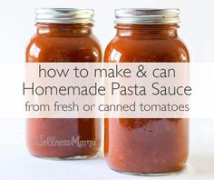 This authentic homemade Italian pasta sauce recipe is a family secret and is made using fresh tomatoes, herbs, and lots of love! Homemade Spaghetti Sauce, Homemade Tomato Sauce, Tomato Sauce Recipe, Homemade Marinara, Homemade Pasta, Tomatoe Sauce, Canning Marinara Sauce, Pasta Sauce With Fresh Tomatoes, Fresh Pasta