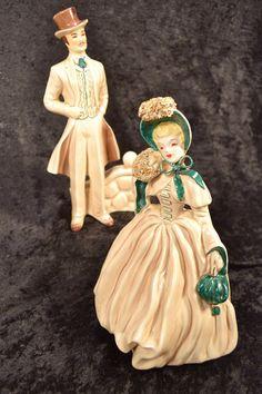 Florence Ceramics Scarlett O'Hara Figurine - still have my grandmothers