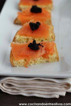 Cocinando entre Olivos: Cómo preparar salmón marinado en casa. Receta paso a paso.