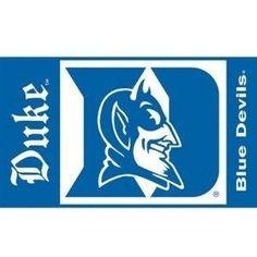 Duke Blue Devils NCAA Car Flag