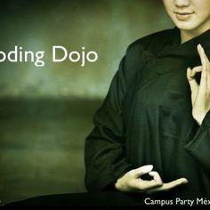 Coding Dojo Campus Party México 2011   La programación es una habilidadque se adquiere, se aprende.   Si quieres mejorar tus habilidades, debes practica. http://slidehot.com/resources/coding-dojo-campus-party-mexico-2011.21365/