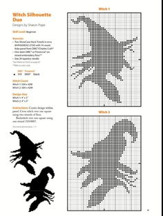 Gallery.ru / Фото #43 - Just CrossStitch - Halloween 2015 - tymannost