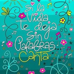 A cantar‼️
