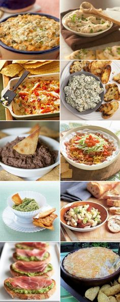 My Picks: Favorite Dips and Spreads #Fave167437