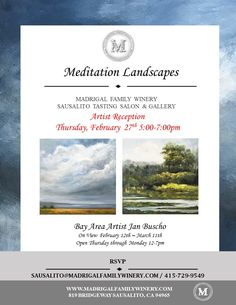 Bay Area, Lovers Art, The Locals, Meditation, How To Memorize Things, Landscape, Gallery, Artist, Scenery
