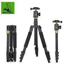 >> Click to Buy << New SYS-200 Professional Portable Black Aluminum Tripod Monopod Model+Ball Head For Canon Eos Nikon Sony DSLR Camera Free Ship #Affiliate