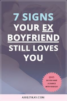 7 Signs your ex boyfriend wants you back | Break ups | Get Your Ex Back | Relationship Advice | Ever wonder if your ex still has feelings for you? Or what their real motive is, check out this article here.