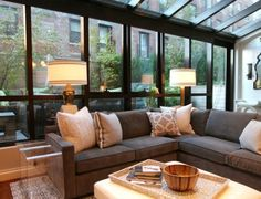 Living Room : Living Room Color Schemes Brown Couch Also Modern ...