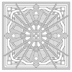 Crystal Clover_geometry_coloring_pages.jpg