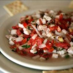 Warm Tilapia Ceviche on BigOven: This is a very quick and easy dish to make that is also very yummy and filling.