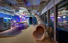 Veja as fotos do novo (e incrível) escritório do Google em Israel