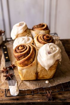 Just Desserts, Dessert Recipes, Breakfast Recipes, Cinnamon Roll Bread, Overnight Cinnamon Rolls, Pumpkin Cinnamon Rolls, Slow Cooker Desserts, Half Baked Harvest, Harvest Bread