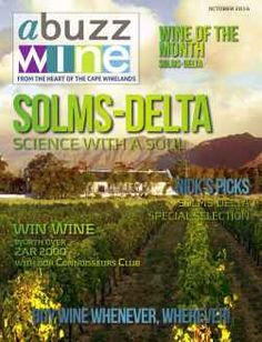 Free abuzzWine magazine - October 2014
