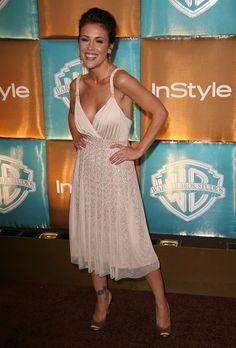 Smart Alyssa Milano...  phenomenal...   She has also starred in romance movies…