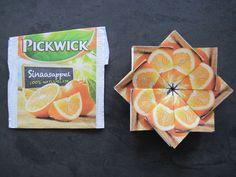Pickwick theezakjes sinaasappel