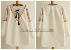 WORLDWIDE FREE SHIPPING Women Plus Size Cotton Embroidered Blouse Shirt Long sleeved pure color natural boho shirt woman lagenlook loose by FlowersButterflies15 on Etsy Embroidered Blouse, Shirt Blouses, Long Sleeve Shirts, Tunic Tops, Plus Size, Pure Products, Free Shipping, Boho, Woman