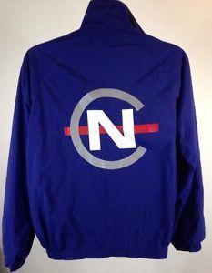 Vtg Nautica Competition Jacket Coat Mens Med RARE 90s Hip Hop   eBay