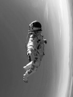 Space walk or fly