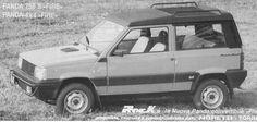 Moretti Panda Rock Fiat Panda, Fiat Abarth, Steyr, Big Trucks, Fast Cars, 4x4, Cars And Motorcycles, Big Rig Trucks