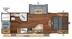 Learn more about the Jayco Jay Feather for sale at Camping World—the nation's largest RV & camper dealer. Camping World Stock# 1488053 Jayco Travel Trailers, Huber Heights, Rv Floor Plans, Lightweight Travel Trailers, Jay Feather, Pack N Play, Toy Hauler, Camping World, Bunk Beds