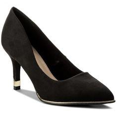 Γόβες JENNY FAIRY - LS4351-04 Μαύρο Pumps, Heels, Fashion, Choux Pastry, Heel, Moda, Fashion Styles, Pump Shoes, Shoes Heels
