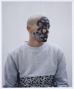 Christopher Shannon Kidda Spring/Summer 2012 Collection Make Up