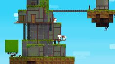 New HQ Images FEZ Game « Kuff Games