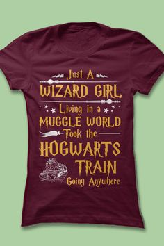 The most amazing gift for Harry Potter and Journey fans! I need this shirt <3