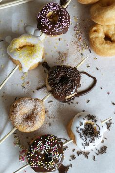 11 Brilliant Foods You Didn't Know You Could Serve on a Stick - Yahoo Lifestyle UK