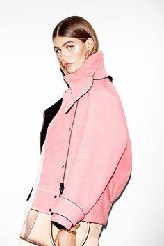 Chloe coat. Featured in the WSJ: http://www.wsj.com/articles/SB10001424052702303448104579151961143325116
