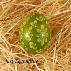 Just Eggsquisite Ukrainian Eggs scratched egg (dryapanky, skorbanki, drapanki) justeggsquisite.etsy.com