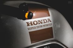 Less haute couture, more prêt-à-porter: Kaspeed of Germany are building a short run of very stylish customs based on the Honda Nighthawk. Honda Motorcycles, Custom Motorcycles, Custom Bikes, Cb750 Cafe Racer, Cafe Racer Build, Scrambler, Honda Nighthawk, Nine T, Bmw Boxer