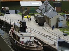Dockside. by smudgeloco, via Flickr