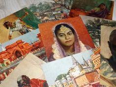 50s vintage postcards  travel postcards  unused by LupusShop