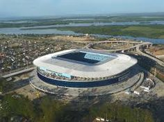 Plarq Arquitetura: Grêmio Arena, Porto Alegre