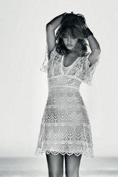 Resultado de imagen para vestidos de novia cortos hippie