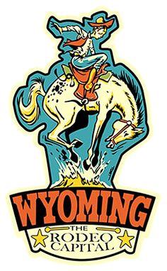 Wyoming ~ Rodeo Capital