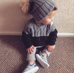 Northside Boys Girls Toddler/Little Kids/Big Kids Frosty Winter Snow Boot Baby Outfits, Outfits Niños, Toddler Outfits, Fashion Outfits, Baby Boy Fashion, Toddler Fashion, Kids Fashion, Fashion Women, Fashion Check