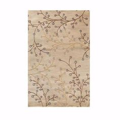 Home Decorators Collection Springtime Beige 8 ft. x 11 ft. Area Rug - 0112630810 - The Home Depot