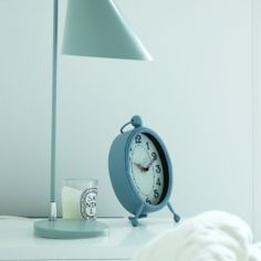 Cinnamon Home - Tischlampe, 'Ente-Ei' Farbe