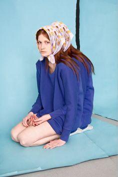 Fashion Editorial: Twin Flowers // Photographer: Yeşim Özügeldi