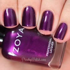 Zoya Haven | Winter/Holiday 2014 Wishes Collection | Peachy Polish