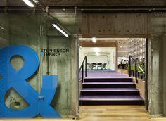 Stephenson & Turner Wellington Design Studio – Fit Out / Stephenson&Turner