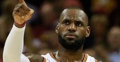 Cleveland Cavaliers Make N.B.A. Finals as LeBron James Passes Michael Jordan
