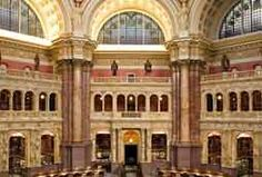 Library of Congress.  Jefferson Building Guided Tour Take a free one-hour walking tour of this historic building and learn about its history.. Get the app for: iPhone or iPad (external link) Take an online tour