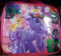Amazon.com: Little Pony Lunch Box Adjustable Strap: Everything Else
