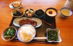 Kyoto Food Guide - Kyoto Cuisine A meal of Obanzai Ryori