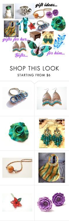 Monday morning... by bizarrejewelry on Polyvore
