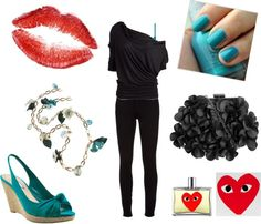 """""""First date"""" by bonnieai on Polyvore"""